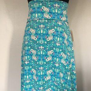 Spring LuLaRoe Maxi Dress